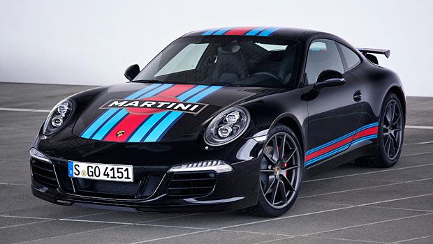 Martini Racing Edition