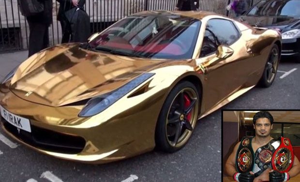 Ferrari anonima