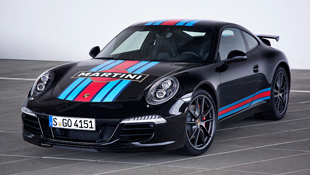 Martini Racing Edition