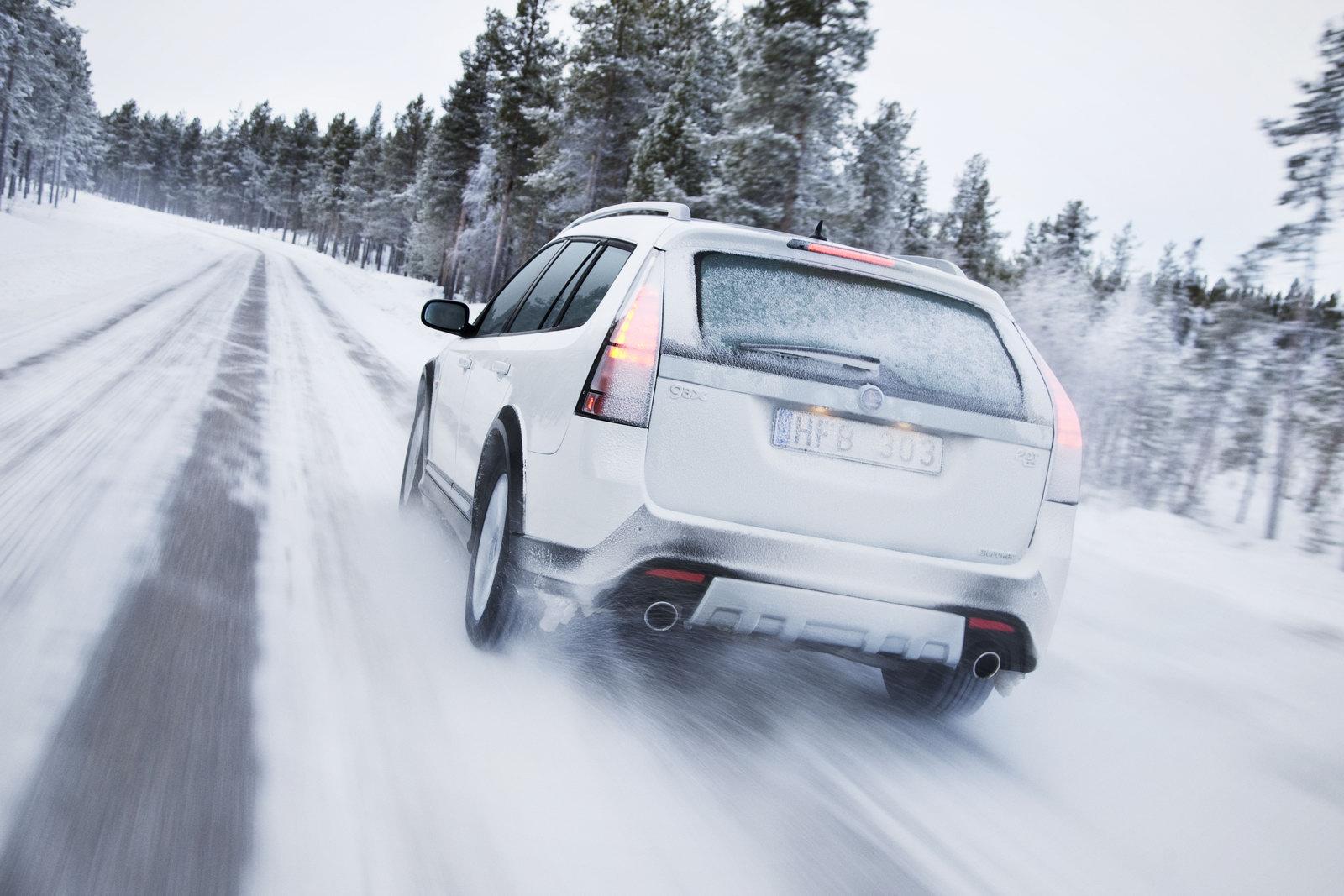 auto inverno