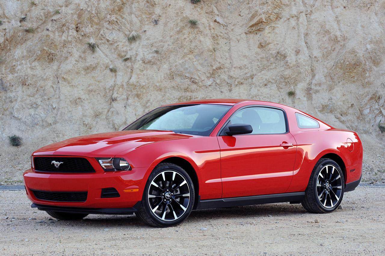 Ford Mustang Finalmente Il Puledro Galoppa Anche In