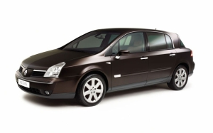 2005-Renault-Vel-Satis-Business-Front-Side
